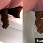 Japanese Women Are Really Good At Shitting Big Logs Of Scat