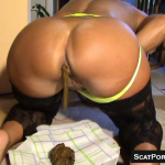 Mature Woman With Thick Ass Takes A Nice Shit On Webcam