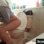 Cute Girl Takes A Shit And Pisses On Webcam For Us Live