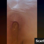 Girl With A Tight Asshole Shits For Us On Webcam
